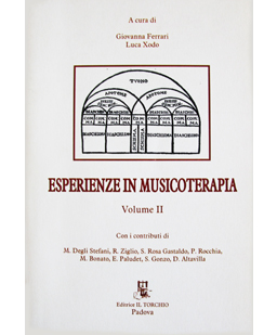 esperienze in musicoterapia II volume